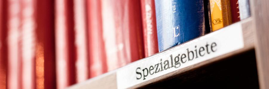 Schwerpunkte und Spezialgebiete Rechtsanwalt Modelhart & Partner in Linz